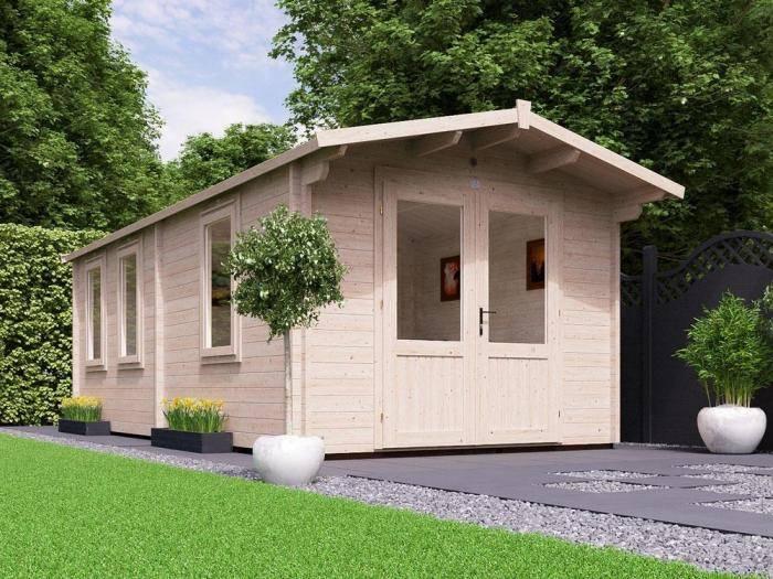 Avon Grande Log Cabin   Log Cabins