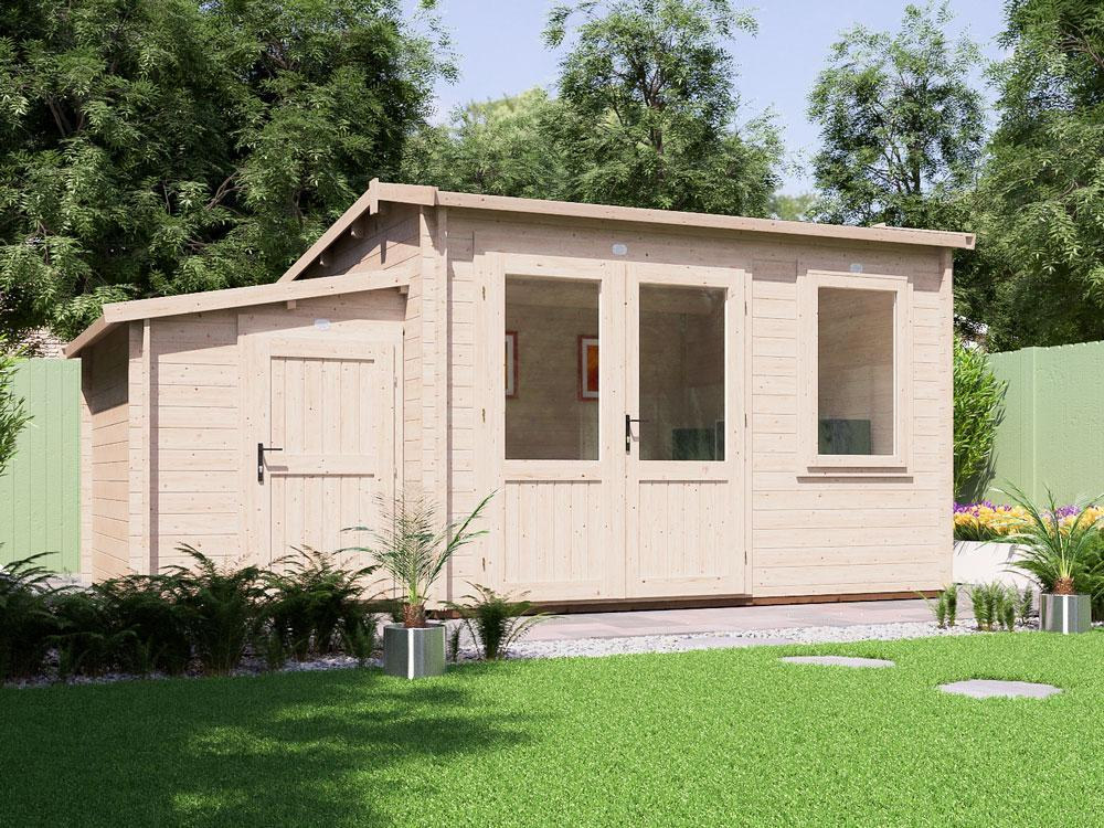 Carsare SideStore | Log Cabins