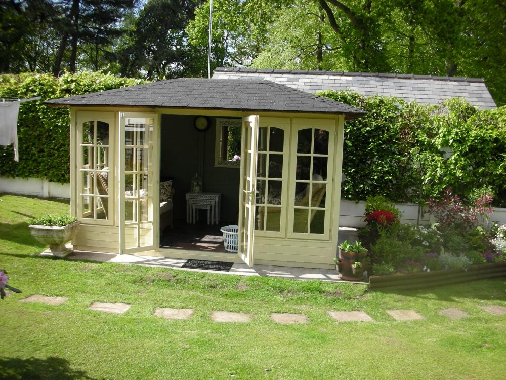 Valiant 350 Summerhouse Summerhouses