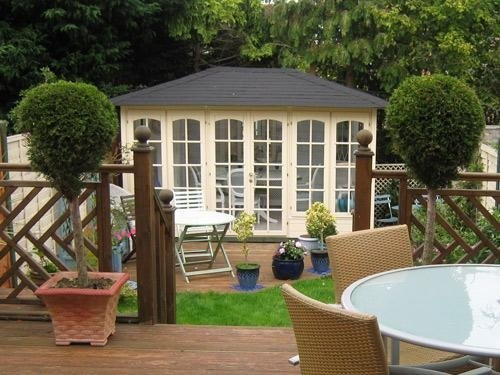 Valiant 350 Summerhouse W3.5m x D2.5m
