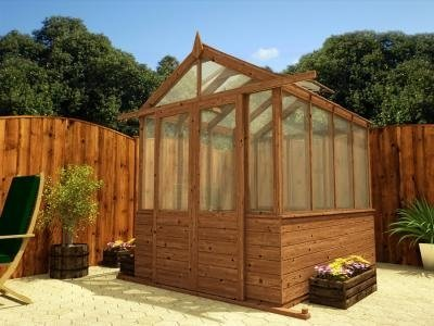 Daisiley Greenhouse W1.8m x D2.4m