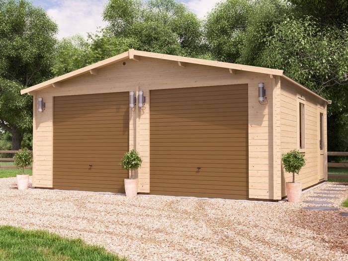 Deore Double Garage Inc. Metal Doors | Garages