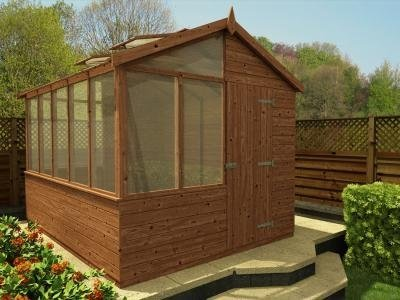 Fennelmere Potting Shed W2.44m x D3.05m