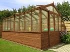 Finchmere Greenhouse W2.4m x D4.8m