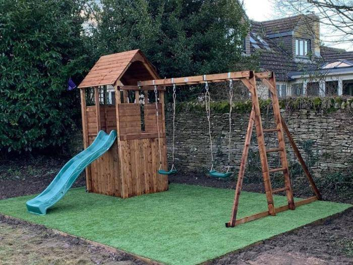 Benefits of Pressure Treating your Climbing Frame - FortPlus Escape