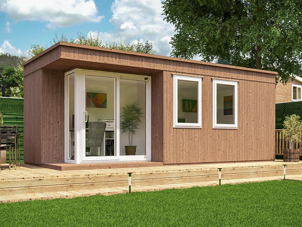 Lienne Garden Office Mkiv Left