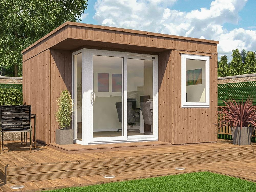 Lienne Garden Office MKIV - Left