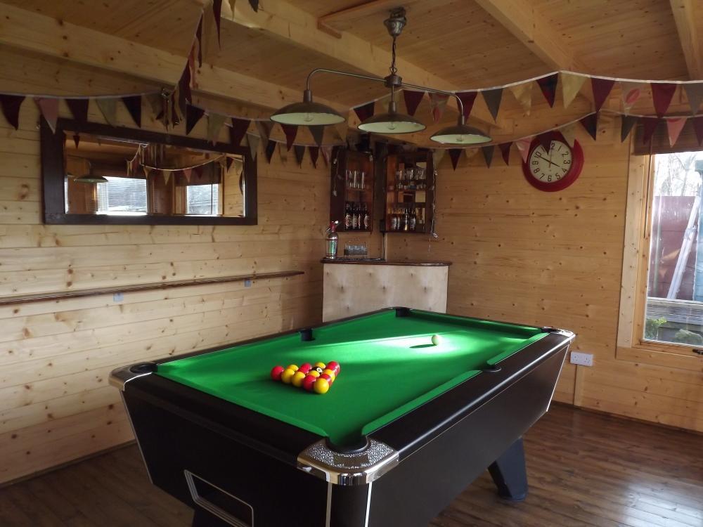 Premiumplus lantera sunlight log cabin x log for Garden room 7m x 5m