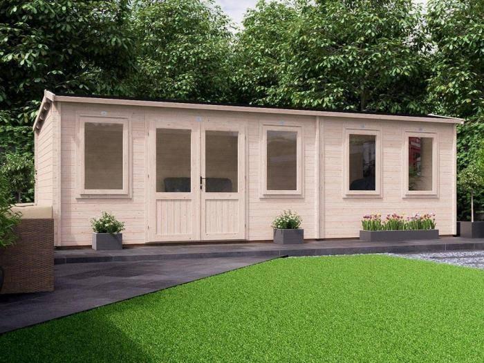 Lantera Grande Log Cabin | Log Cabins