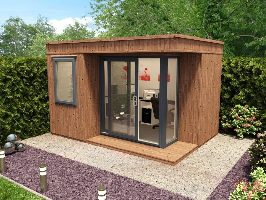 Lienne mkiii right x garden offices for The garden office