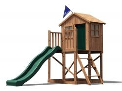 Lil Lodge Play House W1.8m x D2.9m
