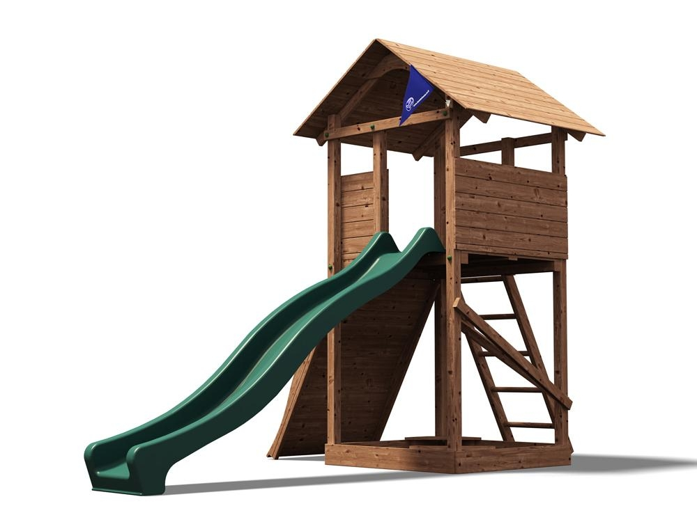 Luxury Tp Climbing Frame With Slide Component - Frames Ideas ...