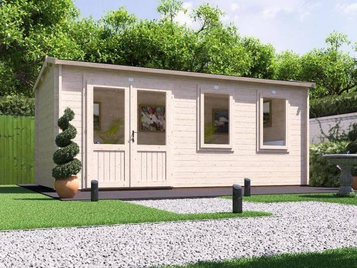 Modetro Log Cabin   Log Cabins