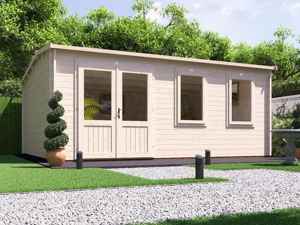 Modetro Log Cabin  | Log Cabins