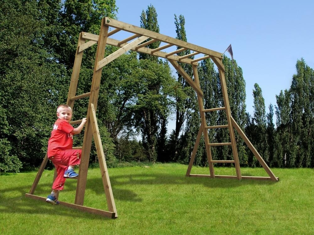 Monkey Bars W3 2m X D1 9m Climbing Frames