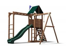 MonkeyFort Wilderness W2.8m x D3.4m