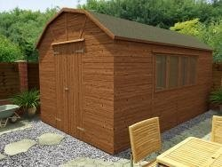 Yankee C High Shed W3.05m x D4.8m