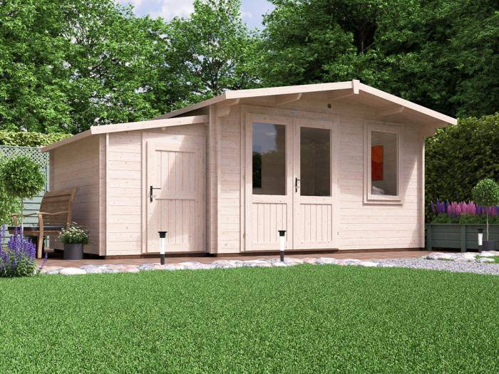 Rhine SideStore | Log Cabins