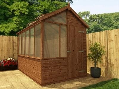 Sagemere Potting Shed W1.83m x D3.05m