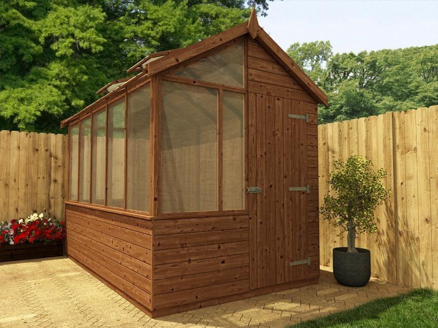 Sagemere potting shed x for Potting shed