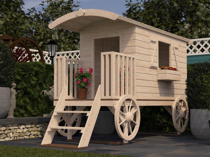 Spiel Wagon | Wagon