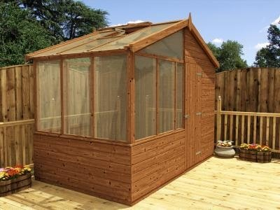 Thymemere Potting Shed W3.05m x D1.8m