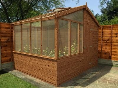 Thymemere Potting Shed W3.05m x D2.44m