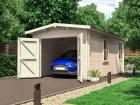 Trent Wooden Garage W3 05m X D5 5m Garages