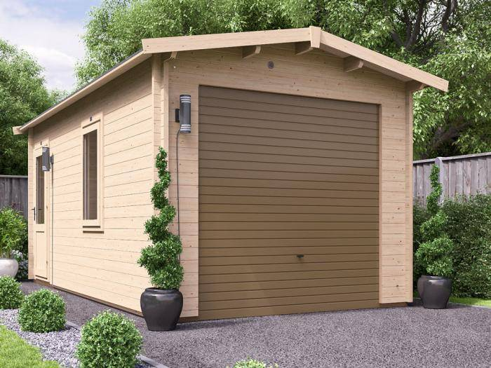 Trent Garage Inc. Metal Door | Garages