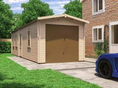 Trent Tandem Garage Inc. Metal Door | Garages
