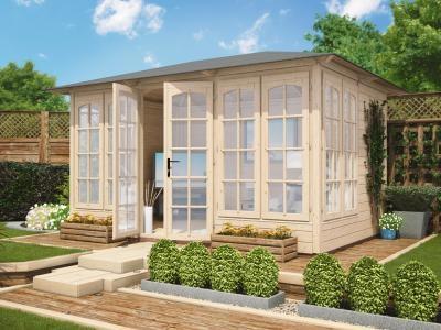 Valiant 350 Summerhouse | Summerhouses