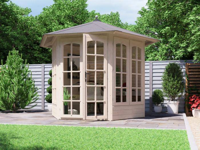 Vantage 250 Summerhouse | Summerhouses