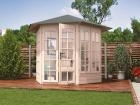 Vantage 250 Summerhouse 2.5m x 2.1m