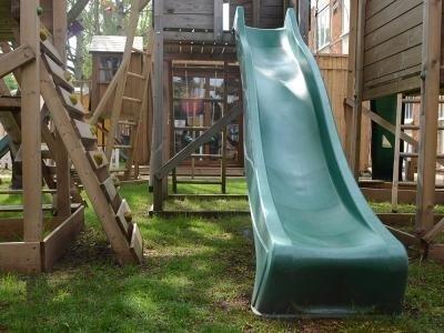'Wave' Slide (1.2m platform) | Extras