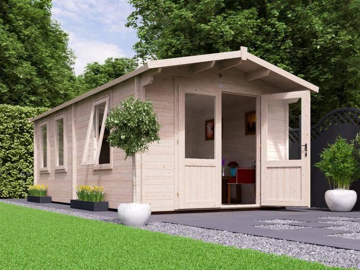 Avon Grande Log Cabin W3.0m x D6.0m | Log Cabins