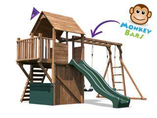 BalconyFort Searcher Climbing Frame