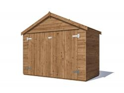 Bike Storage Shed W2.0m x D1.0m