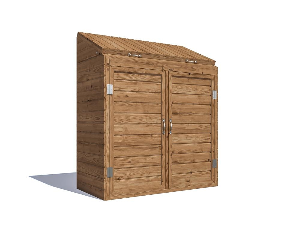 Mini Storage Shed W1 23m X D0 63m Sheds Amp Storage