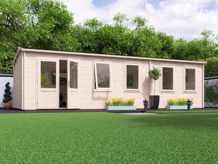 Modetro Grande Log Cabin | Log Cabins