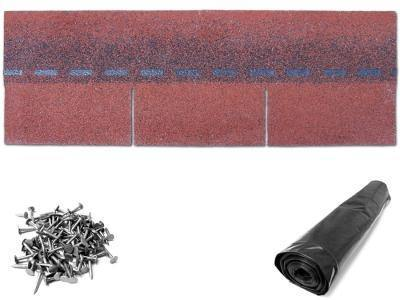 Red Roof Shingle Kit