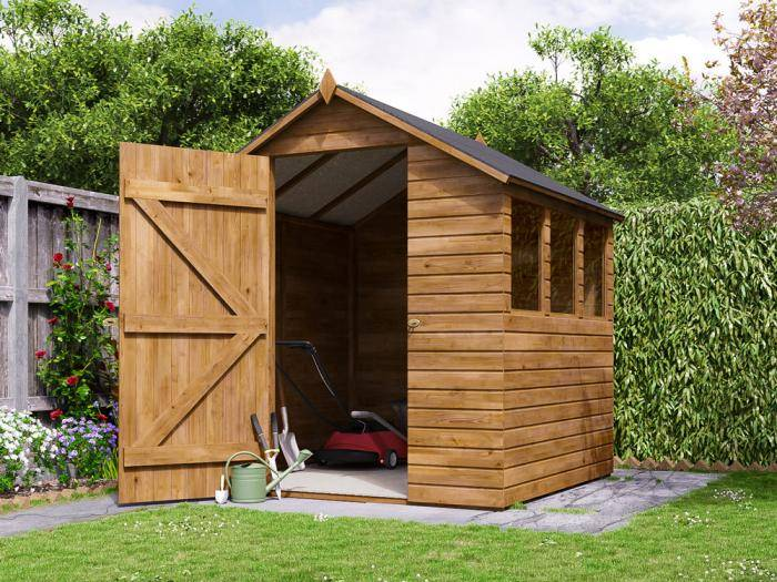 Adam I Pressure Treated Shed | Sheds & Storage