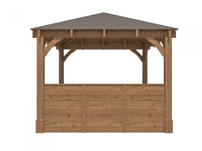 Half Height Wall Panel  | Gazebos