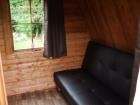 x1 Glamping Cocoon W3.0m x D3.0m