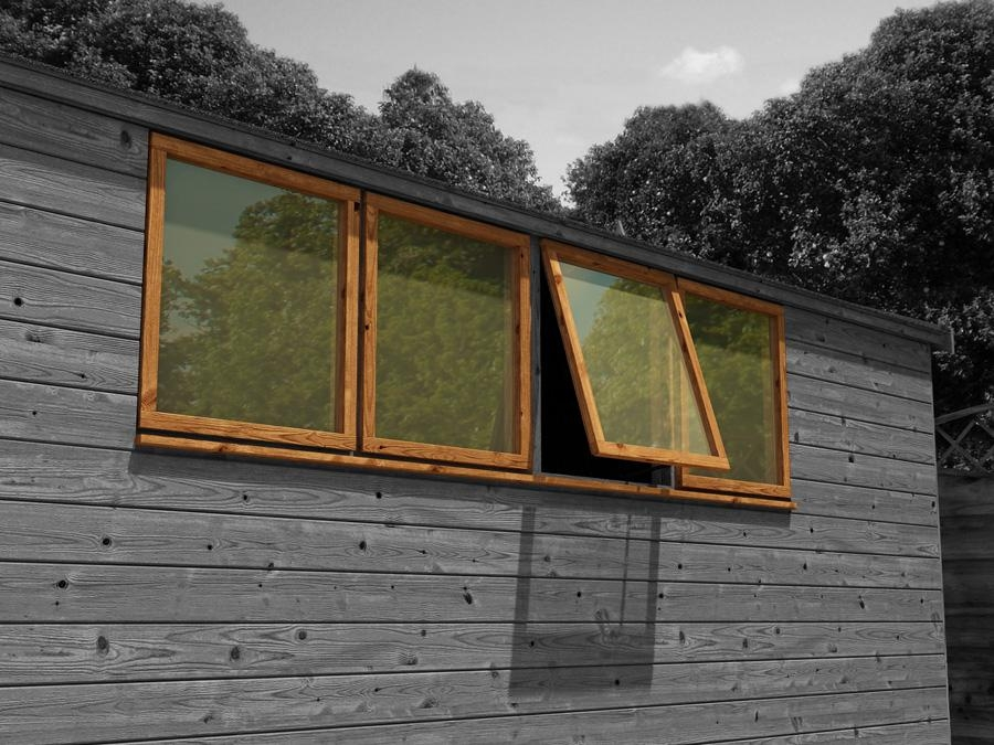 4x Opening Windows | Extras