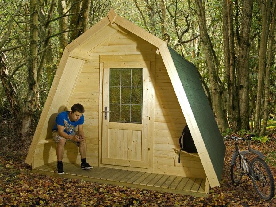 X1 Insulated Glamping Pod X Outdoor Living