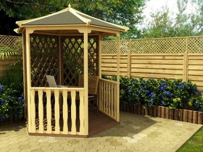Otteridge Gazebo W2.2m x D1.9m