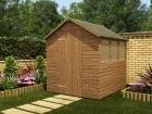 Adam I Pressure Treated Shed W1.83m x D1.83m