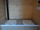 Composting Timber Toilet