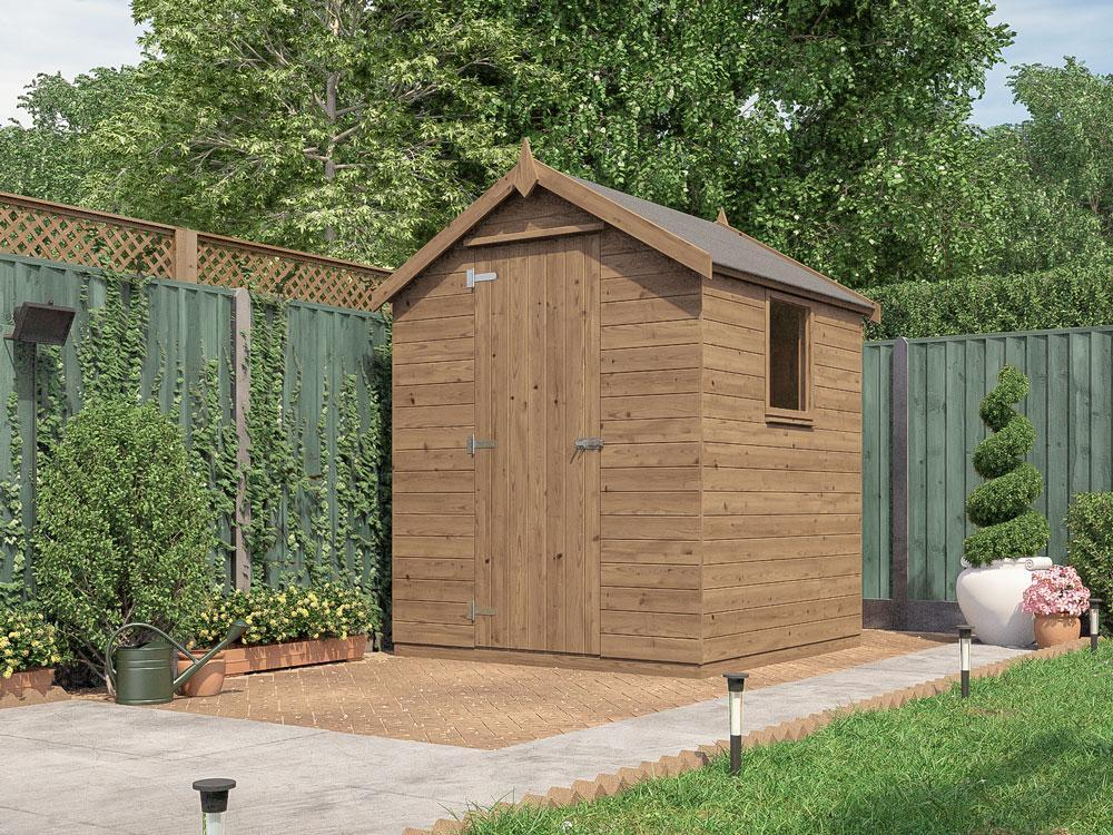 Finli Heavy Duty Pressure Treated Shed