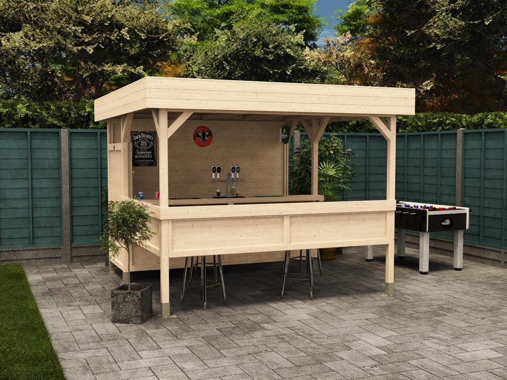 Isabel Garden Bar W3 0m X D3 0m